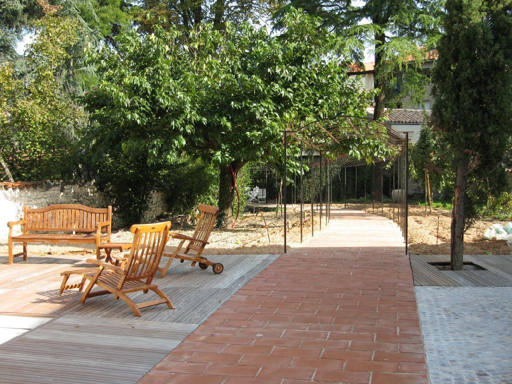 Briques Foraines 28x42 Pour Terrasse, Dalles Pour Terrasses, Tons Rosés,  Pavage En Terre Cuite, Dalles En Terre Cuite