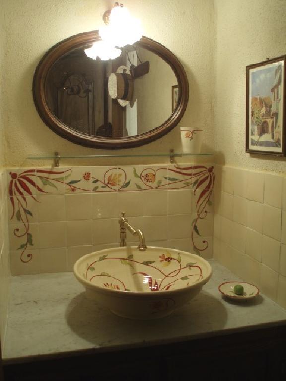 vasques en c ramiques c ramiques du beaujolais fa ences. Black Bedroom Furniture Sets. Home Design Ideas