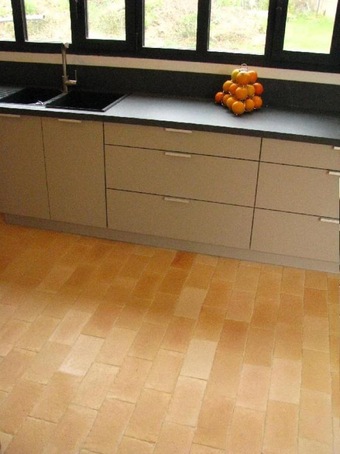 Carrelage terre cuite tailles et formats de nos carreaux for Carrelage style tomette