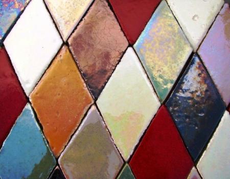 Carrelage mural cuisine et salle de bain c ramiques du - Credence carrelage grand format ...