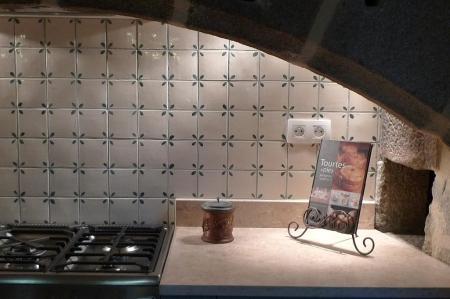 Fa ence et carrelage mural de cuisine carreaux for Carrelage mural cuisine 10x10