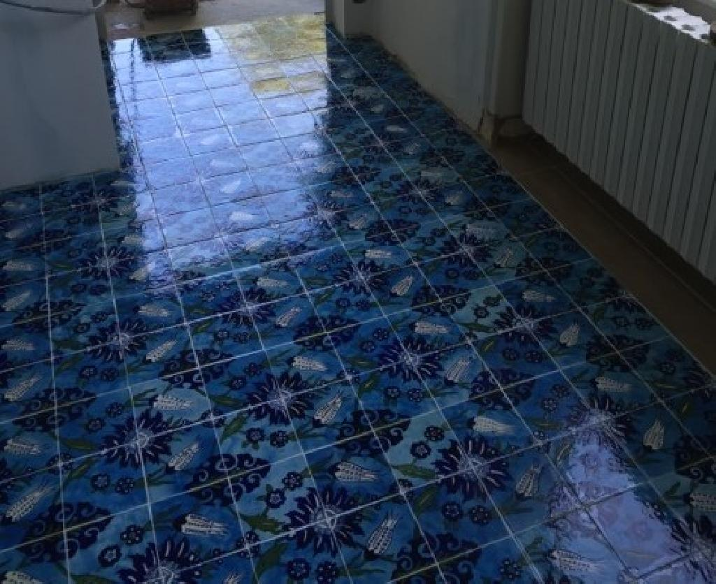 Carrelage Salle De Bain Bleu Turquoise faïence de salle de bain : fabricant de carrelage rétro pour